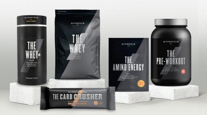 La Gamma Myprotein Pro | Per Massimizzare le tue Prestazioni
