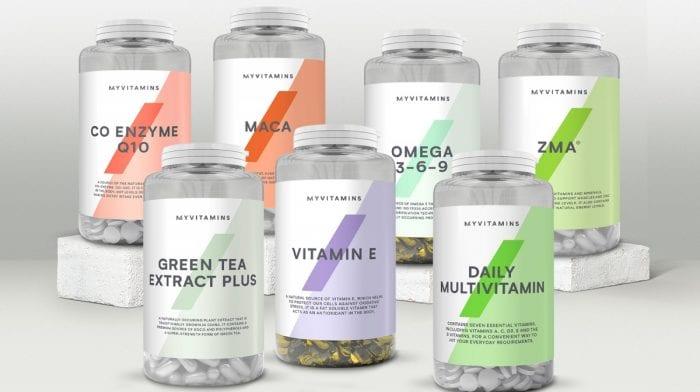 Integratori vitaminici | Scopri la Gamma Myvitamins