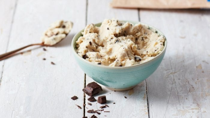 Pasta Biscotto Vegana con Farina di Ceci e Farina di Cocco