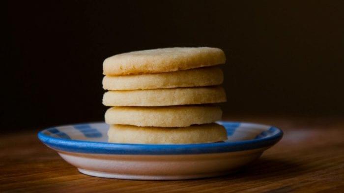 Biscotti al Burro di Arachidi Senza Farina
