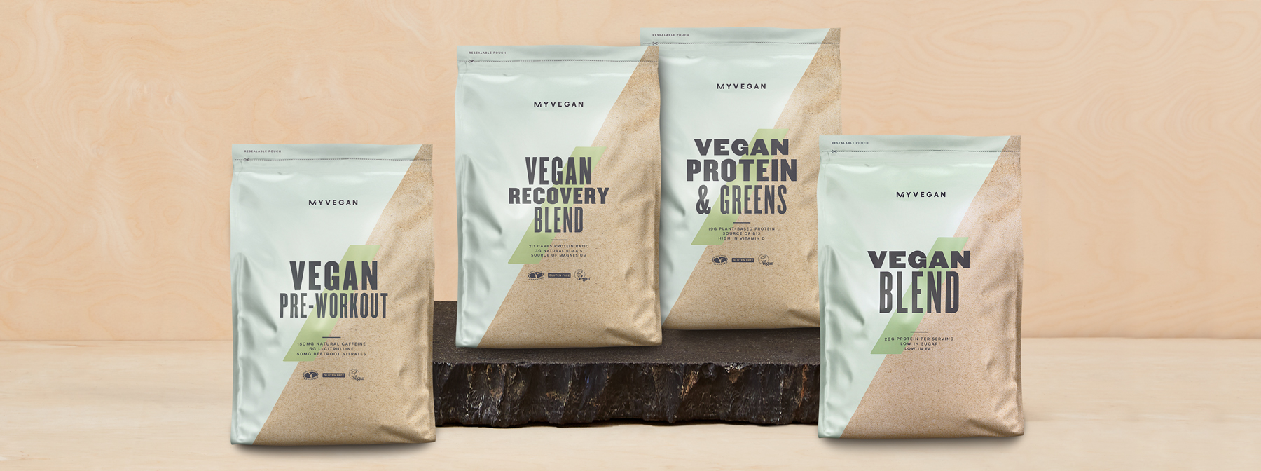 PERFORMANCE | Integratori Vegani per Potenziare i tuoi Allenamenti