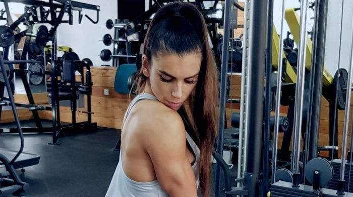 Storie Ispirazionali da Myprotein Pro | Tatiana Costa