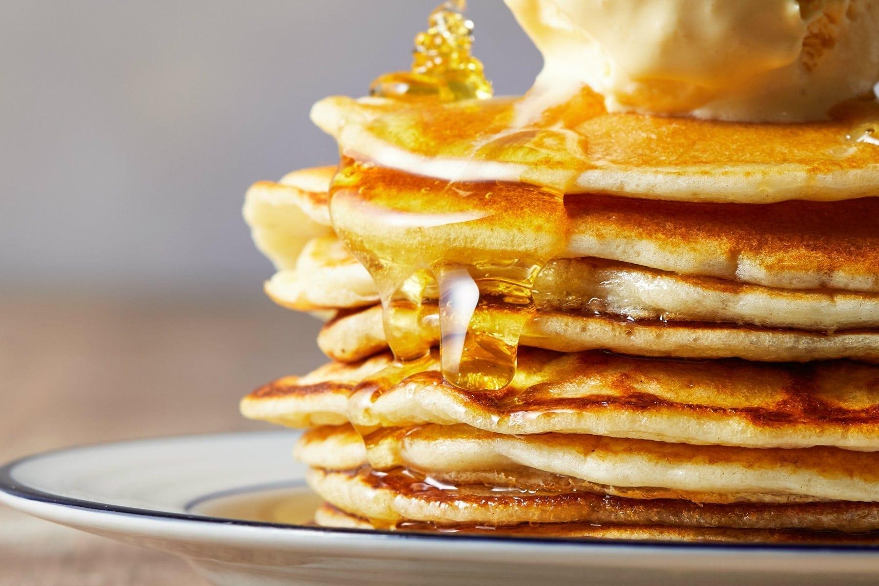 come si fanno i pancake