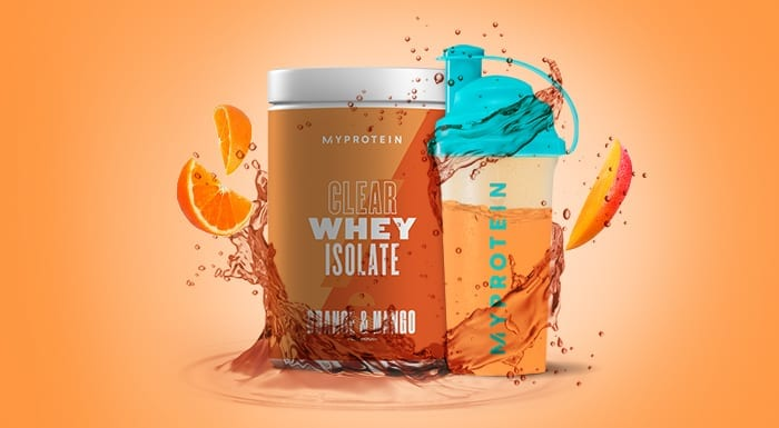 Clear Whey Protein