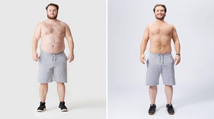 Trasformazione fisica di Josh | Il percorso iniziato con la dieta vegana