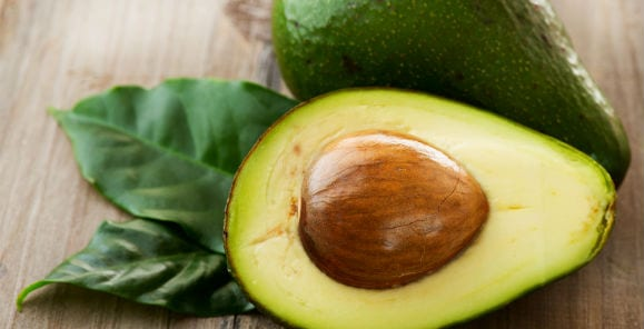O que comer antes de correr abacate