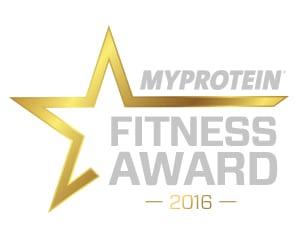 fitness blogger award