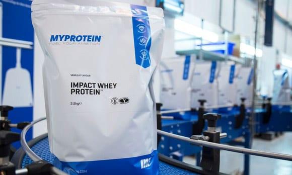a melhor proteína