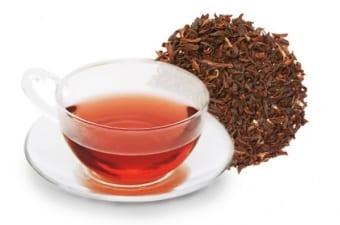 chá vernelho para emagrecer