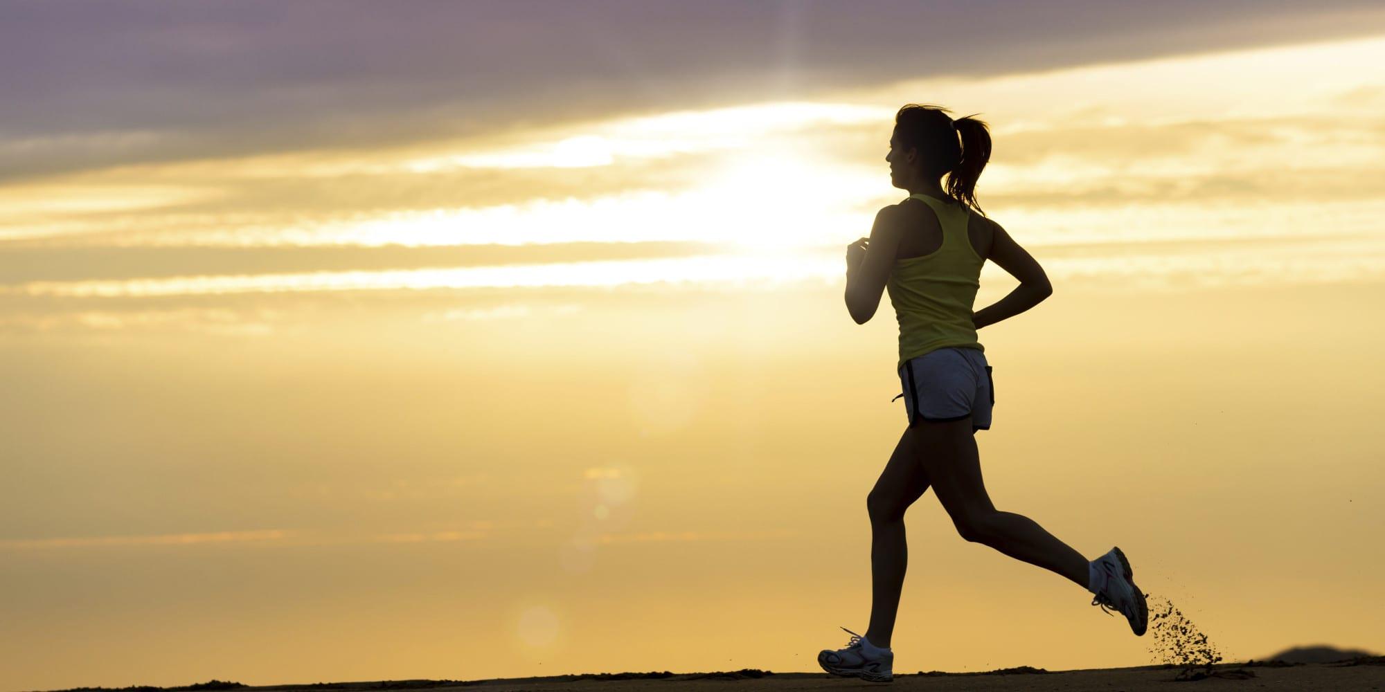 correr para emgrecer