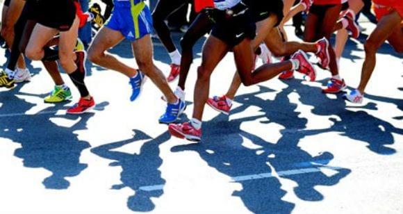 treino de maratona