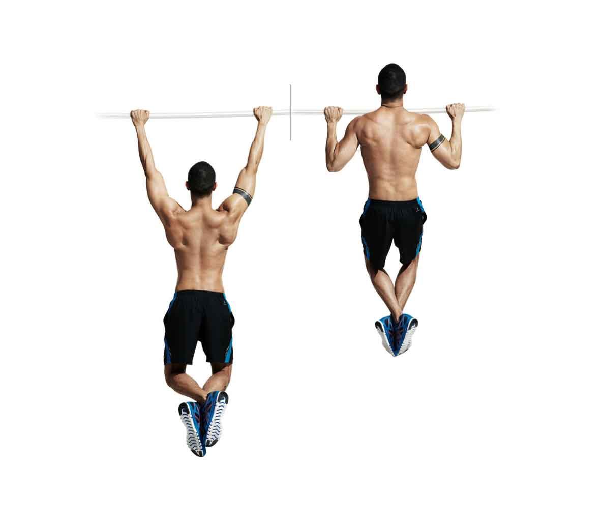 treino de costas