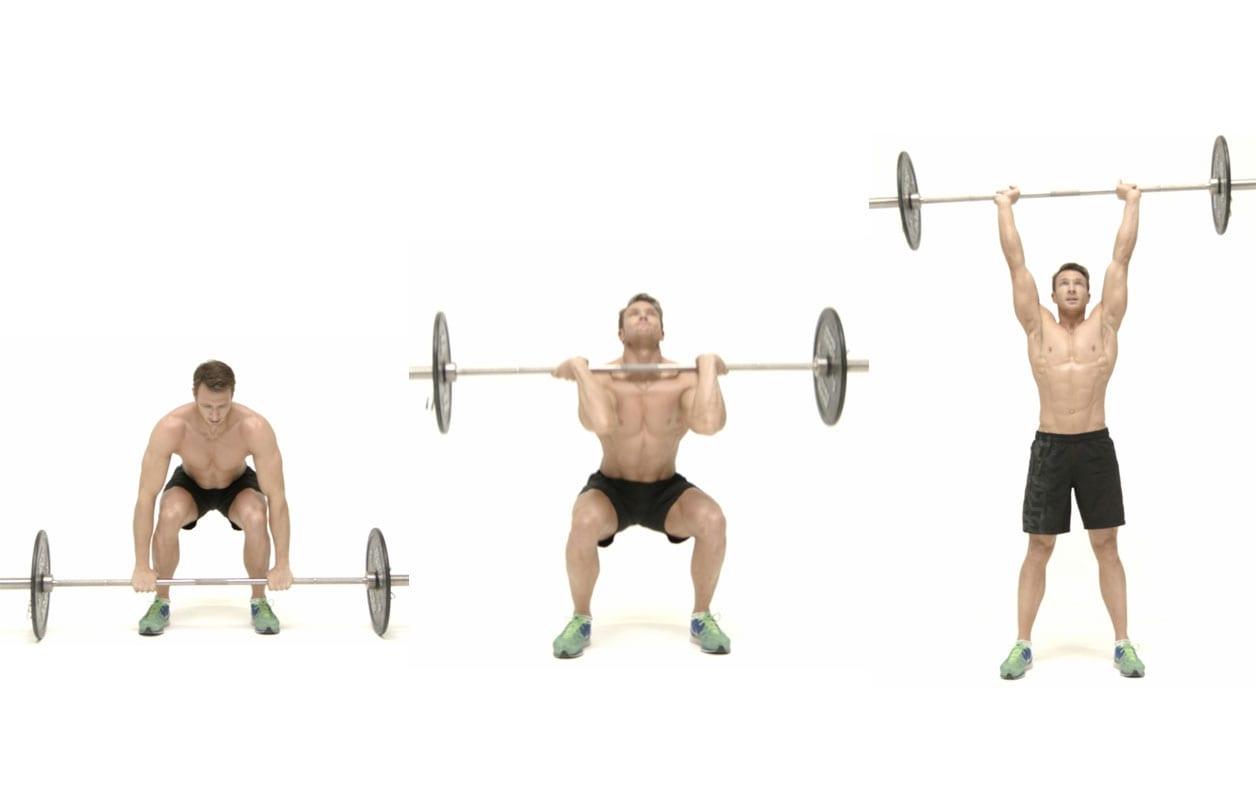 exercícios para ganhar força