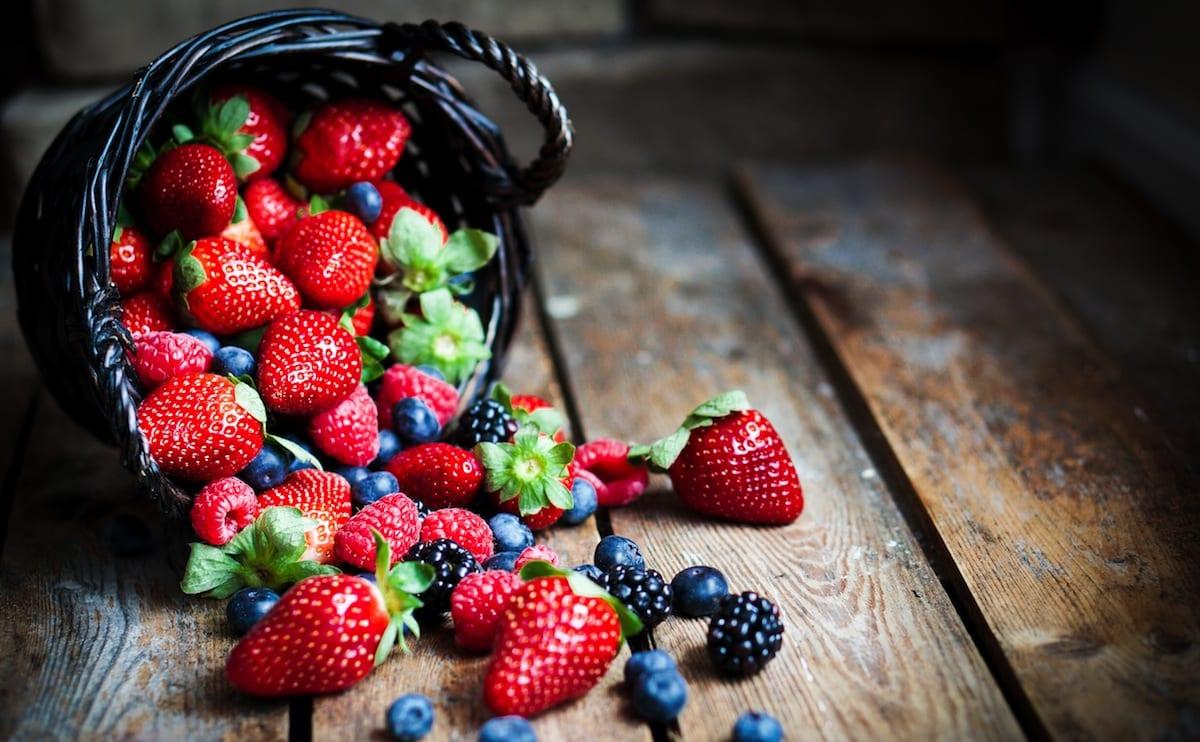 alimentos baixos em hidratos de carbono