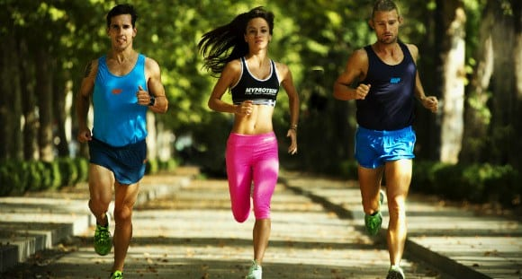 energia para correr