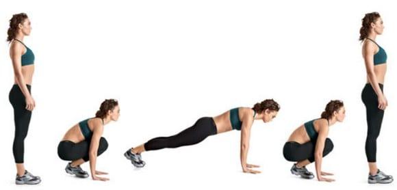 exercicios com o peso corporal