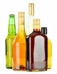 calorias líquidas do álcool