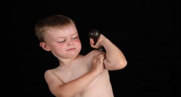 O treino de força em crianças e adolescentes