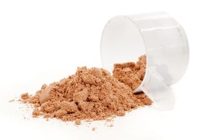 whey protein orgânica
