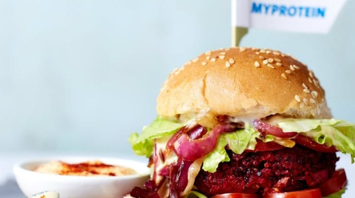 Jantar Vegan em 15 minutos | Hambúrgueres de beterraba