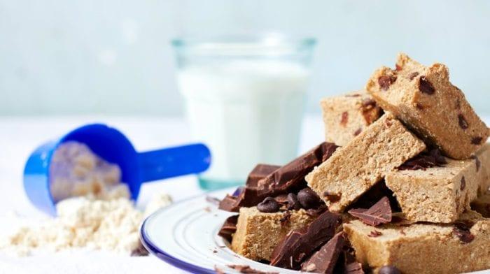 Snack Vegan em 15 minutos | Barrita Proteica de Biscoito