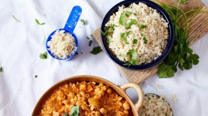 Jantar Vegan em 15 minutos | Tikka Masala de Couve-flor