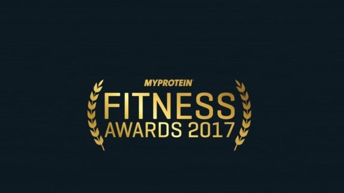 Myprotein Fitness Awards 2017 – Selecionados para a shortlist!