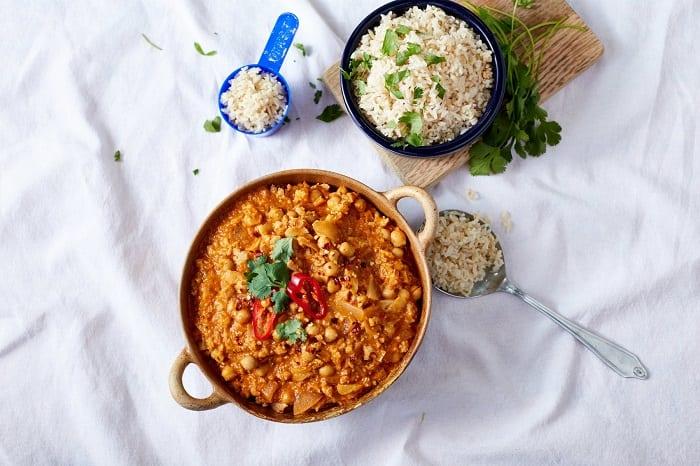 jantar-vegan-em-15-minutos-tikka-masala-de-couve-flor