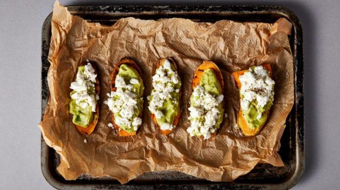 3 Receitas de Tosta de Batata Doce: prazer low carb