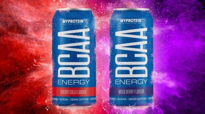 BCAA Energy: REFRESCA. REABASTECE. RECARREGA.