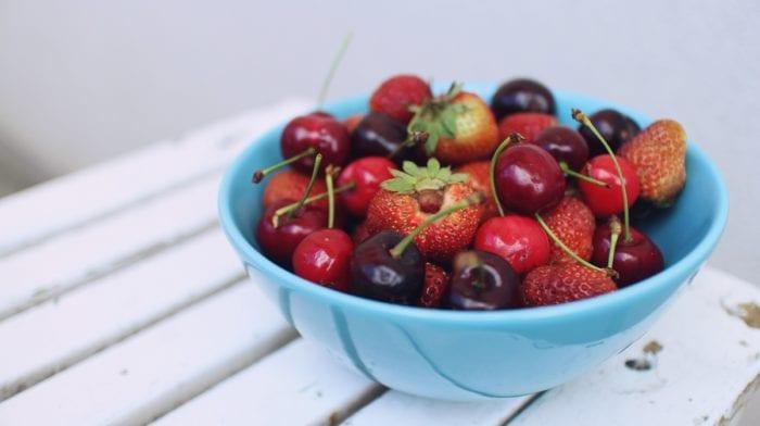 15 Frutas ricas em ferro