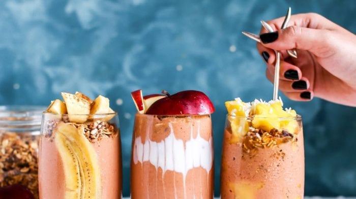15 receitas de sobremesas saudáveis e pouco calóricas