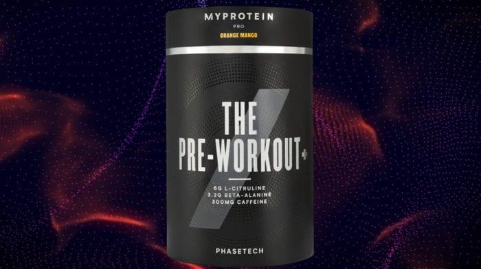 THE Pre‐Workout + Apresentamos a Nova Geração da Nutrição Desportiva