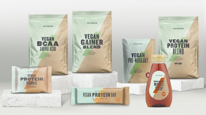Gama Myvegan: Naturalmente Fit