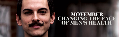 Movember - Looking after men and their grooming habits
