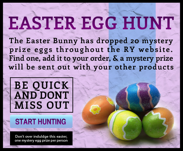 Ry Easter Egg Hunt.