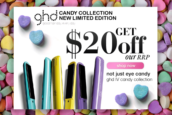 GHD Candy Now Available Online
