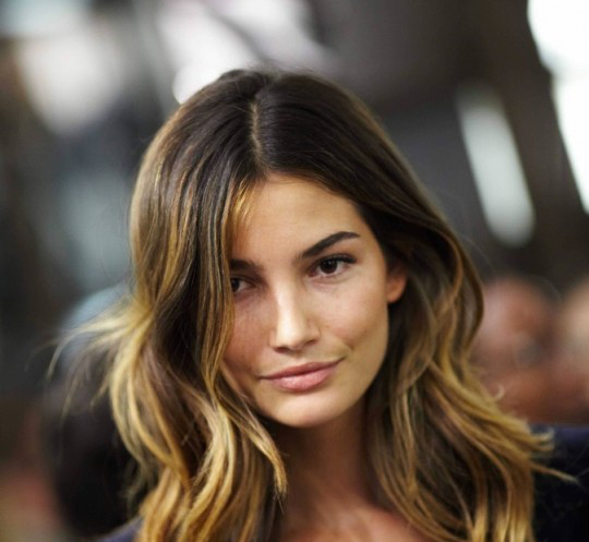 Balayage Hair Colour Trend 2013