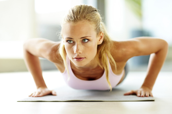 Gym Beauty Tips. How To Look Good While You Work Out
