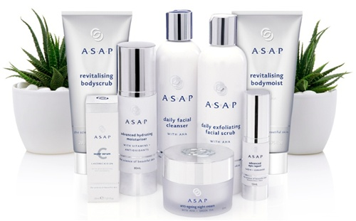 About the Brand, With ASAP Skincare Director Carly Dowdle