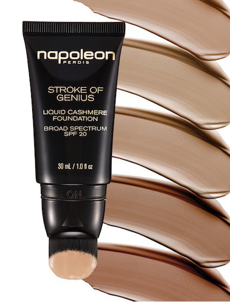 Napoleon Stroke of Genius Review by Angie from themaquillage.com.au