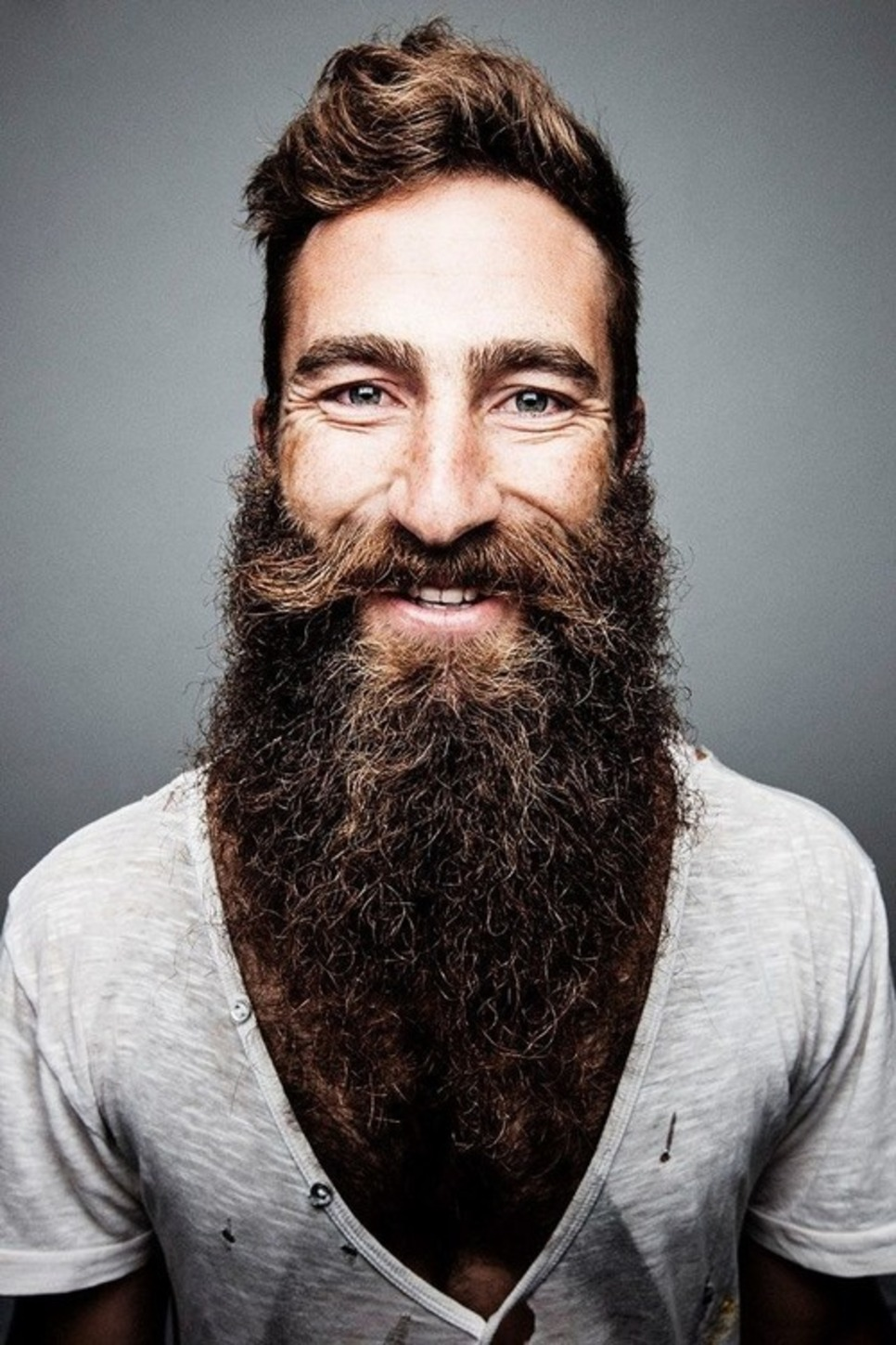 Do you have to be hairy to be hip? The Hipster Beard Revolution