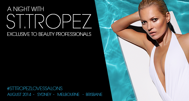Best Tanning Solutions -  A Night With St.Tropez