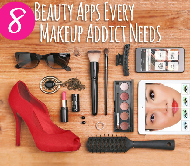 Updating to an iPhone 6? Why not update your beauty apps while you are at it? + WIN