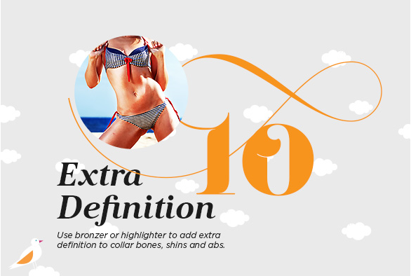Top 10 Tanning Tips