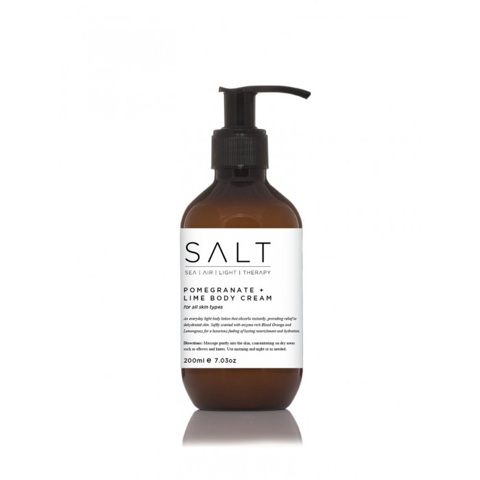 salt body cream