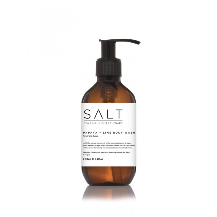 salt body wash