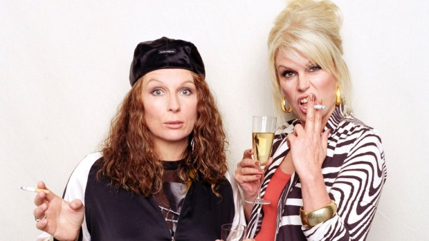 ghd & AbFab - Iconic Hairstyles!