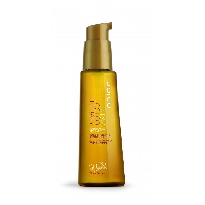 joico color therapy hair oil