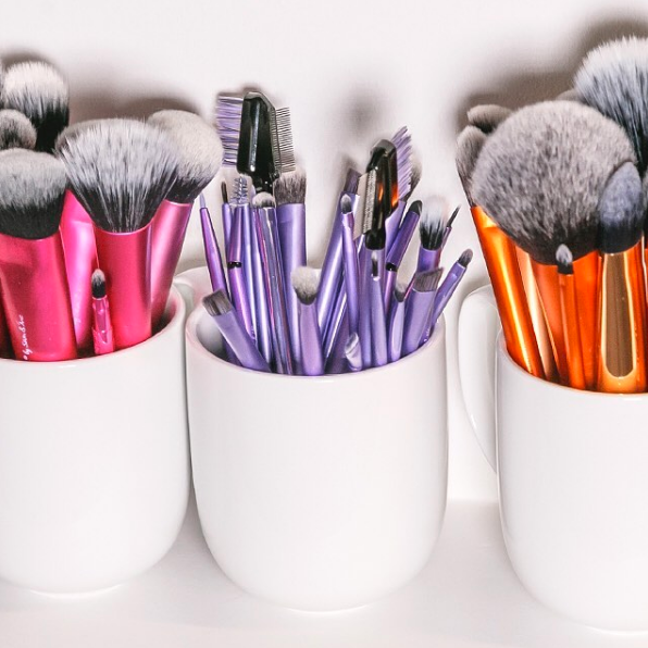 Which Makeup Brush Where Feat. Real Techniques